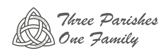Three Parishes One Family Logo